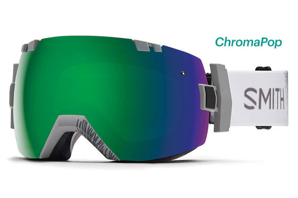 Smith - I/OX Wise ID Goggles, ChromaPop Sun Lenses