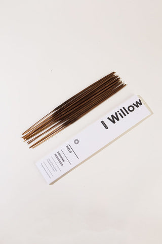 Yield Designs Co. - Willow 150mg CBD Incense
