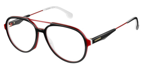 Carrera - 1103 Black Burgundy  Eyeglasses / Demo Lenses