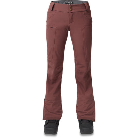 Dakine - Women's Inverness Rust Brown Ski Pants