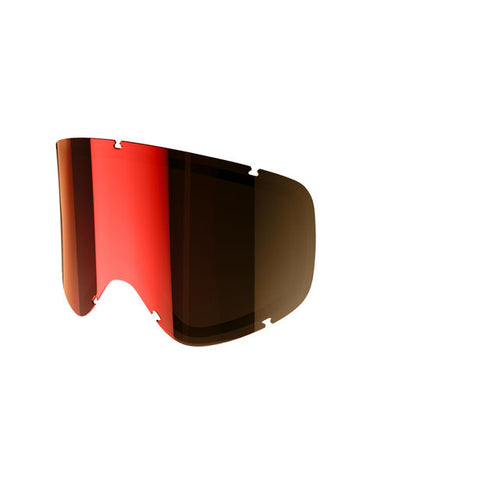 POC - Iris Regular Persimmon + Red mirror Snow Goggle Replacement Lens