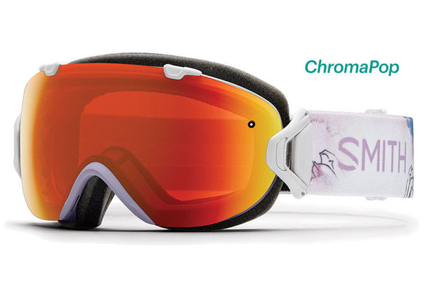Smith - I/OS Lunar Bloom Goggles, ChromaPop Everyday Lenses