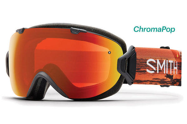 Smith - I/OS Elena ID Goggles, ChromaPop Everyday Lenses