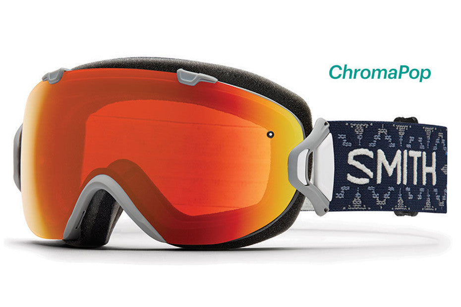Smith - I/OS Frost Woolrich Goggles, ChromaPop Everyday Lenses