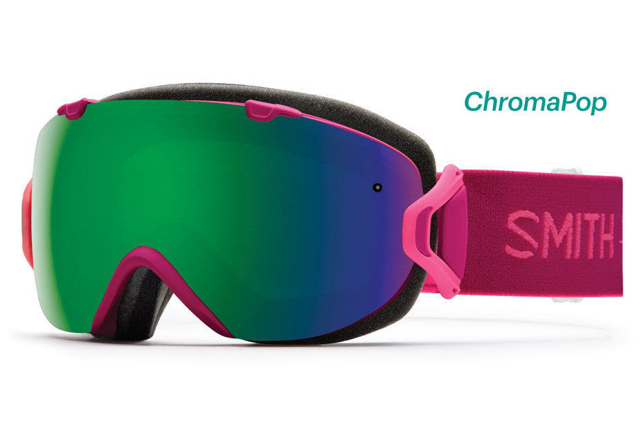 Smith - I/OS Fuchsia Static Goggles, ChromaPop Sun Lenses