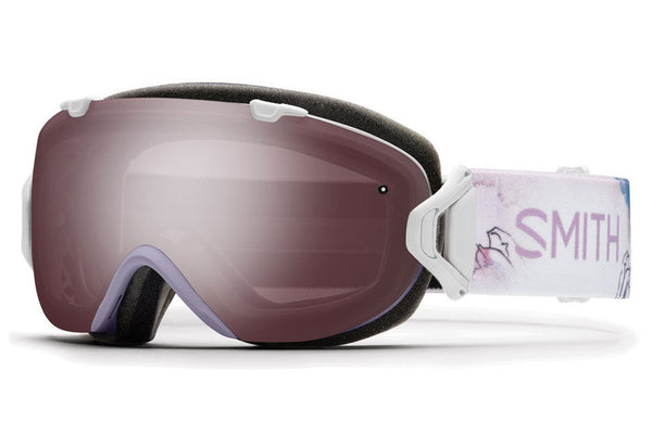 Smith - I/OS Lunar Bloom Goggles, Ignitor Mirror Lenses