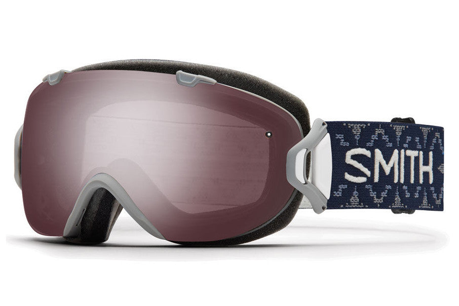Smith - I/OS Frost Woolrich Goggles, Ignitor Mirror Lenses