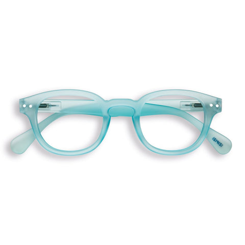 Izipizi - #C Light Azure Eyeglasses / Screen Blue Light Clear Lenses