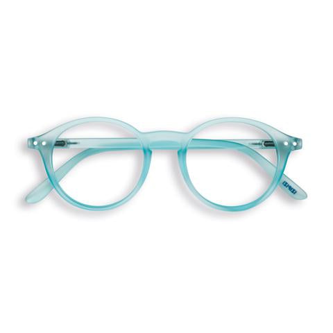 Izipizi - #D Light Azure Reader Eyeglasses / +2.50 Lenses