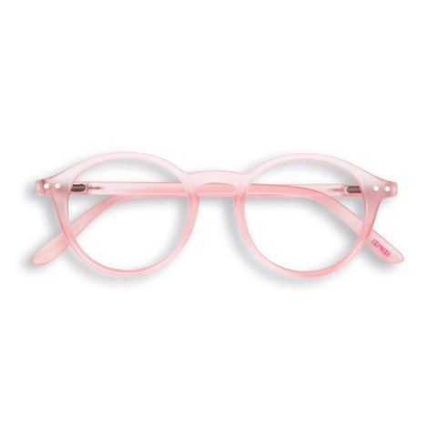 Izipizi - #D Pink Halo Eyeglasses / Screen Blue Light Clear Lenses
