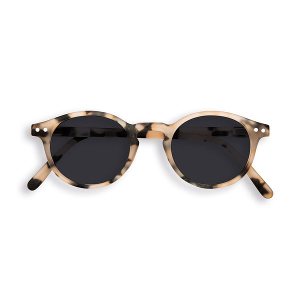 Izipizi - #H Light Tortoise Sunglasses / Grey Lenses