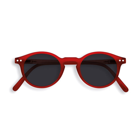 Izipizi - #H Red Sunglasses / Grey Lenses