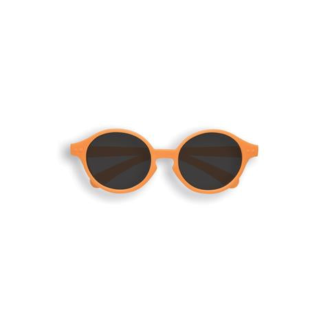 Izipizi - #Sun Baby Orange Firework Sunglasses / Grey Polarized Lenses