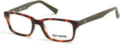Harley-Davidson - HD0122T Dark Havana Eyeglasses / Demo Lenses