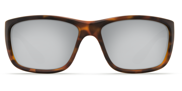 Costa - Tasman Sea Matte Retro Tortoise Sunglasses / Copper Silver Polarized Plastic Lenses