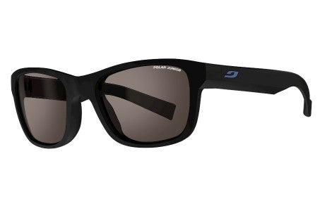 Julbo - Reach L Matte Black Sunglasses, Polar Junior Lenses
