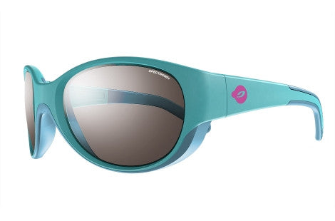 Julbo - Lily Turquoise / Sky Blue Sunglasses, Spectron 3 + Lenses