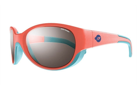 Julbo - Lily Coral / Turquoise Sunglasses, Spectron 3 + Lenses