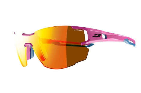 154329cd24 Julbo - Aerolite Pink   Blue Sunglasses