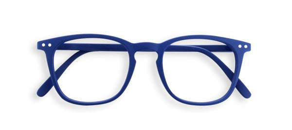 Izipizi - #E Navy Blue Reader Eyeglasses / +2.00 Lenses