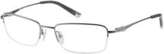 Harley-Davidson - HD0373 55mm Metal Eyeglasses / Demo Lenses