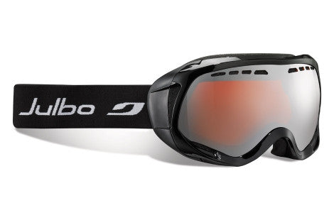 Julbo - Jupiter OTG Black Goggles, Mirror Spectron Cat. 3 Double Lenses