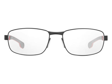 Carrera - 4405 Matte Black White Eyeglasses / Demo Lenses