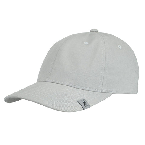 Kangol - Cotton Adjustable Baseball Grey Cap