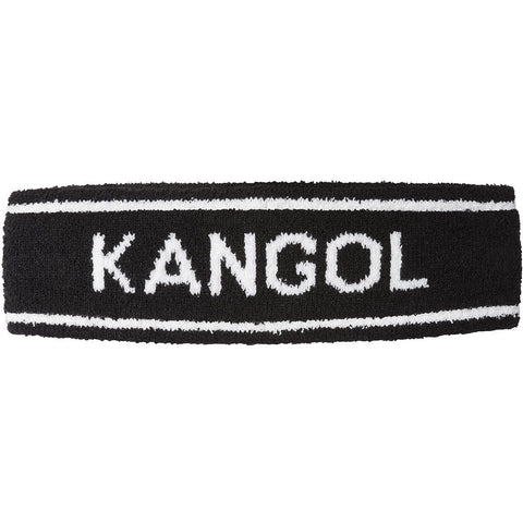 Kangol - Bermuda Stripe Black Headband