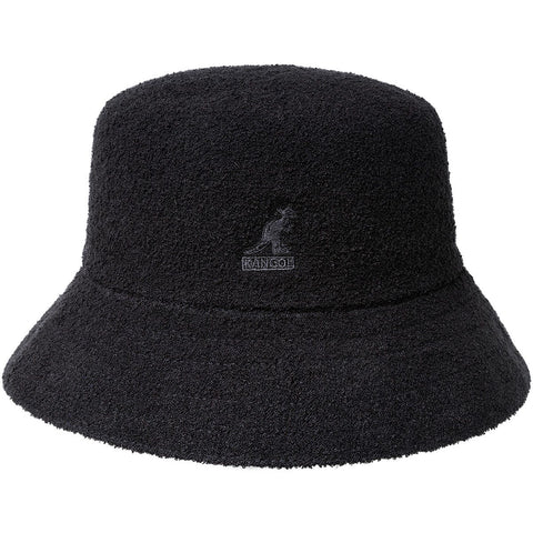 Kangol - All Black Bermuda Lahinch Cap