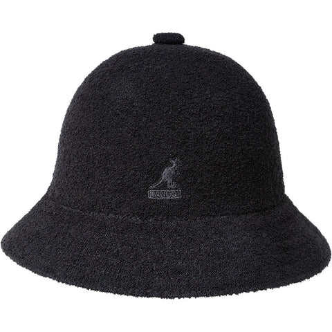 Kangol - All Black Bermuda Casual Hat
