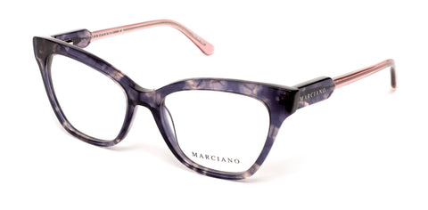 Marciano - GM0331 Colored Havana Eyeglasses / Demo Lenses
