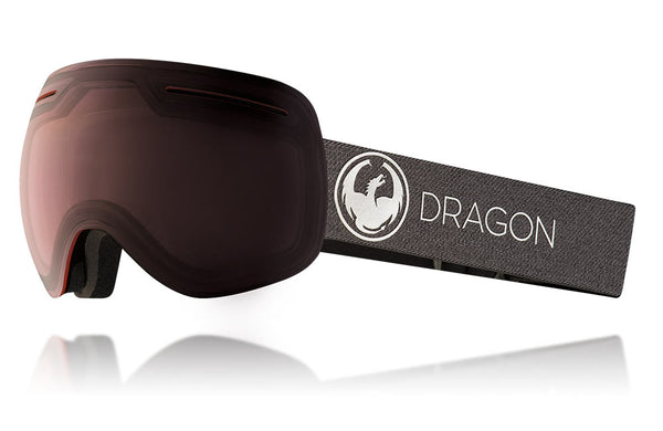 Dragon X1 Echo Snow Goggles / Transitions Light Rose Lenses