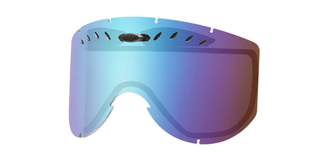 Smith - Knowledge OTG Blue Sensor Mirror Snow Goggle Replacement Lens