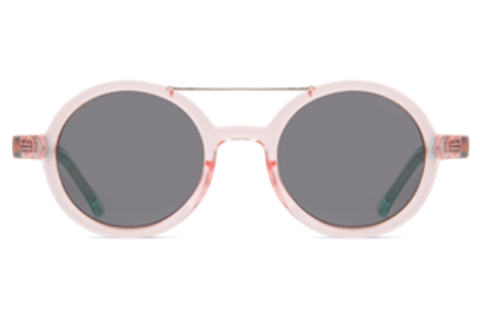 Komono - Vivien Rose Quartz Sunglasses