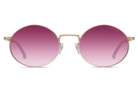 Komono - The Lennon Purple Rain Sunglasses