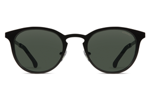 Komono - Hollis Black Matte Sunglasses