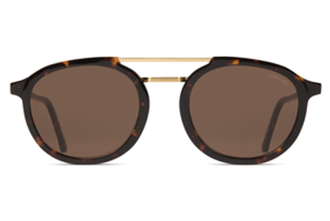 Komono - The Gilles Acetate Tortoise Sunglasses