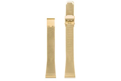Komono - Strap 16 Gold Mesh Watch Strap
