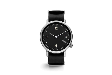 Komono - Lewis Dark Slate Watch