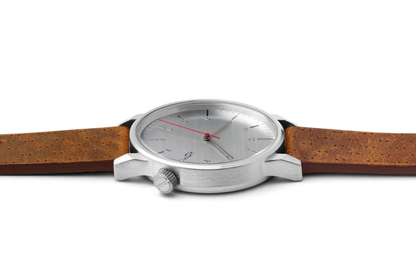 Komono - Winston Walnut Watch