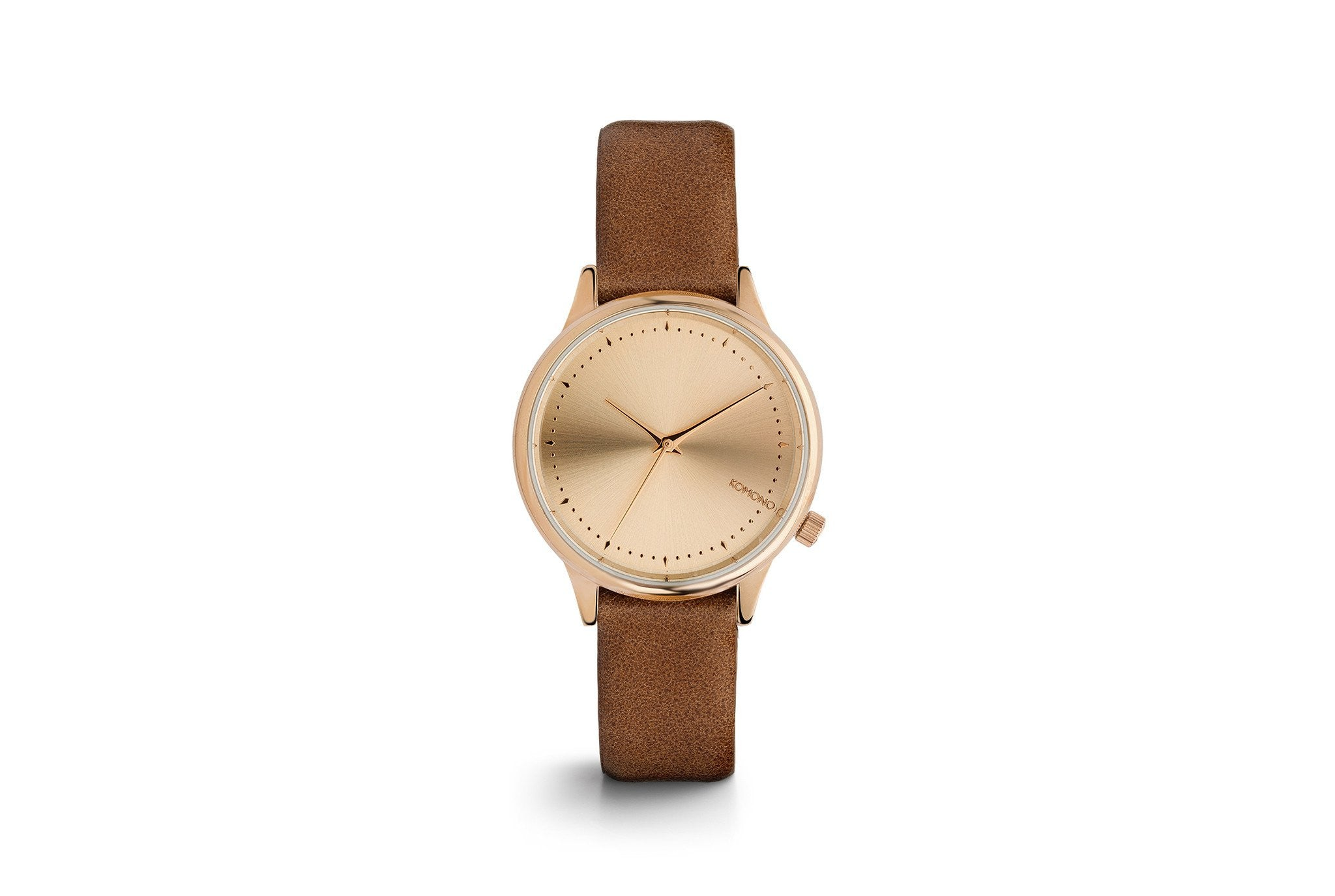 Komono - Estelle Cognac Watch
