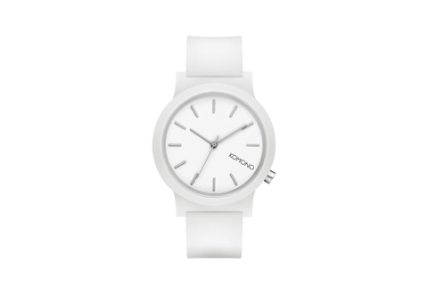 Komono - Mono White Watch