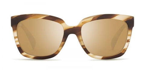 Kaenon - Cali Amber Crystal Sunglasses / B12 Brown Lenses