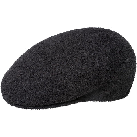Kangol - All Black Bermuda 504 Cap