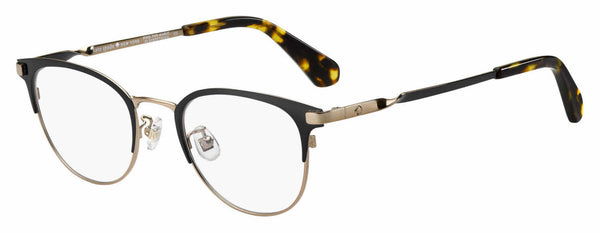 Kate Spade - Danyelle F 49mm Brown Havana Eyeglasses / Demo Lenses