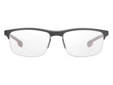 Carrera - 4403 Matte Black White Eyeglasses / Demo Lenses