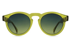 Komono - Clement Moss Green Sunglasses, Green Lenses