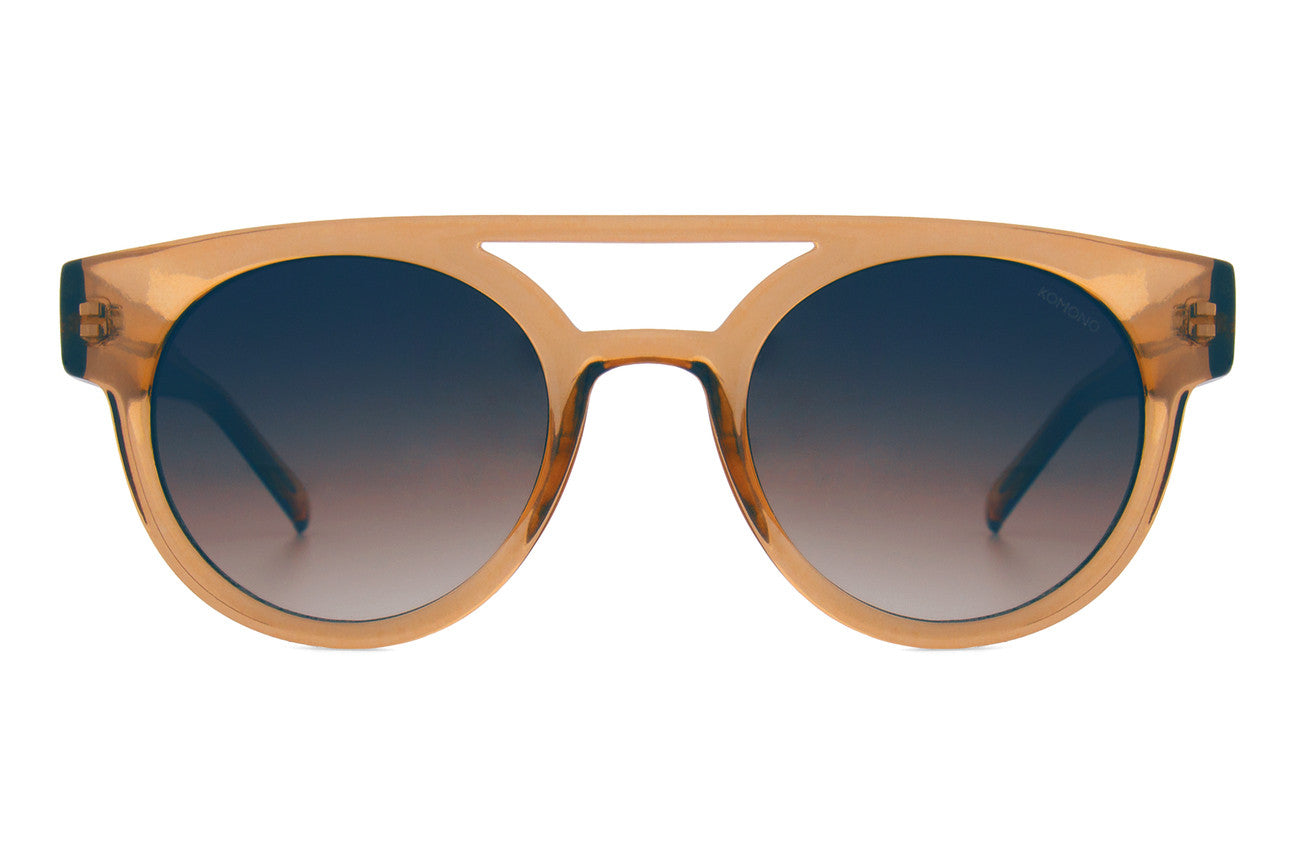 Komono - Dreyfuss Latte Sunglasses