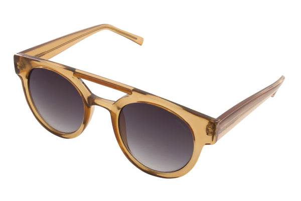 Komono Dreyfuss Latte Sunglasses